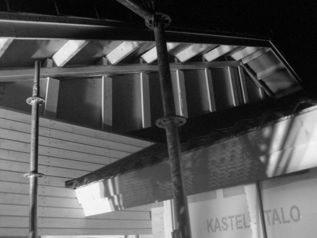 фронтонные свесы финский дом