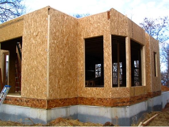 Как построить дом из осб фото 75