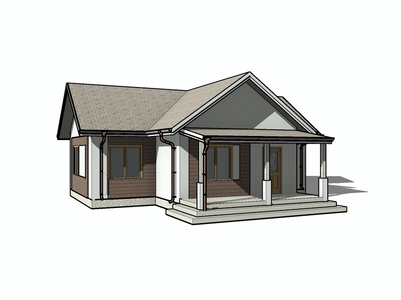 каркасный дом 12 на 9 скачать