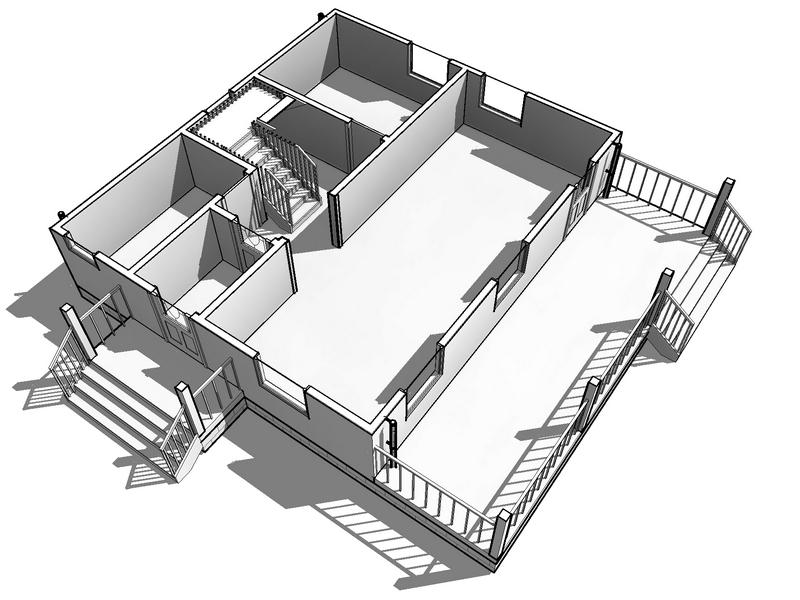 каркасный дом 150 кв м чертежи