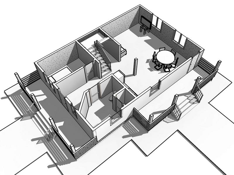 каркасный дом 160 квм