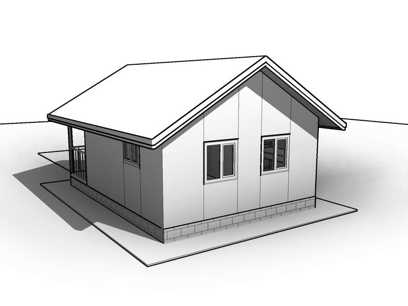 каркасный дом 50 квм (1)
