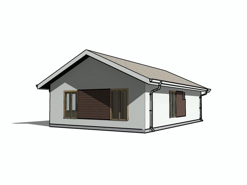 проект каркасный дом один этаж 80 квм