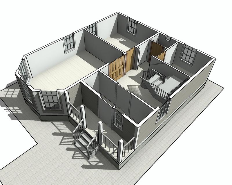 проект каркасный дом с мансардой 125 кв м