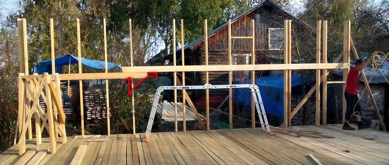 Инструкция по сборке каркасного дома своими руками