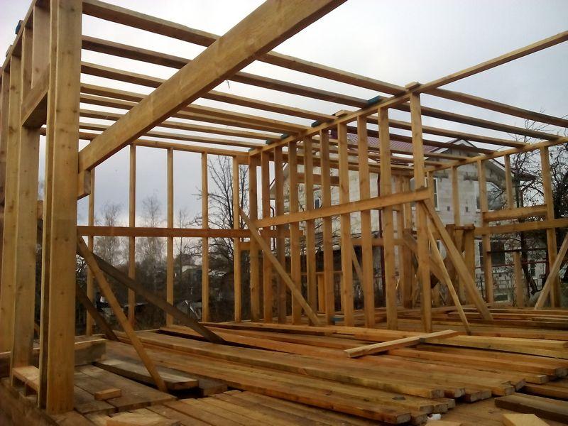 чердачное перекрытие каркасного дома (1)