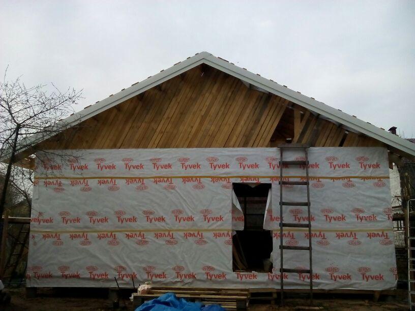 лобовые доски каркасный дом фото